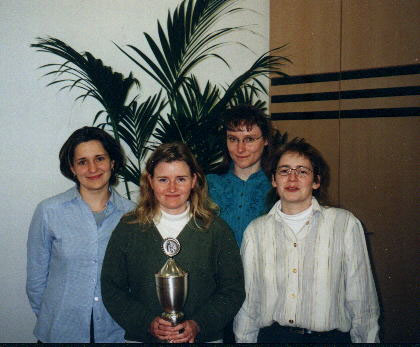 25 Jahre Rodewischer Schachmiezen - Vom Studentenklub zum Europapokal